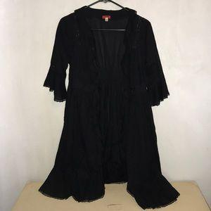 Women's Free People Dress in Black, Size 6